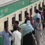 Pakistan Railways' revenue increases by Rs. 18,512 billion in three years