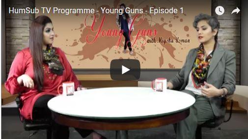 HumSubTV Programme Young Guns Episode 1