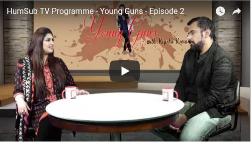 HumSubTV Programme Young Guns Episode 2