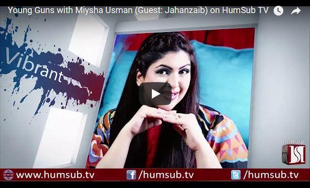 Young Guns with Miysha Usman on HumSub