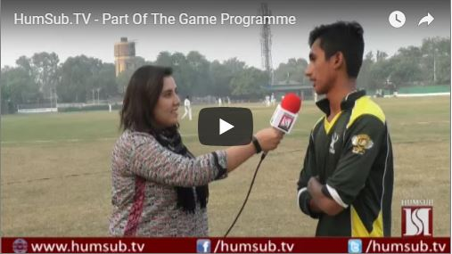 HumSub.TV Part Of The Game Programme 8th October 2018
