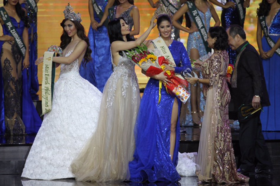 Miss Earth Beauty Contest Kicked Off In Manila