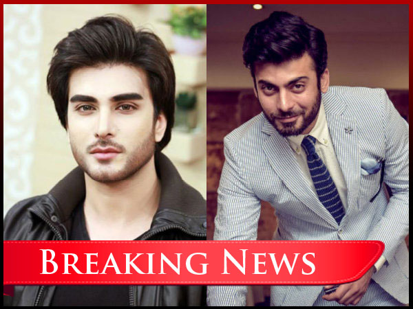 Fawad Khan And Imran Abbas Among World 100's Most Handsome Faces