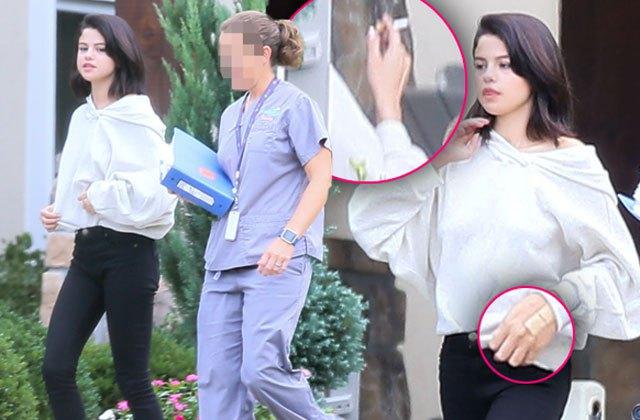 Selena Gomez Moved Into A Rehab