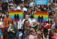 Australians back same-sex marriage in historic vote