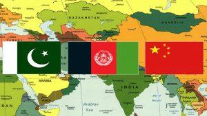 Pakistan China Afghanistan