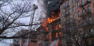 One of the most horrible New York City fire blazed in decades