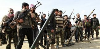 United States trains militant group in Syria