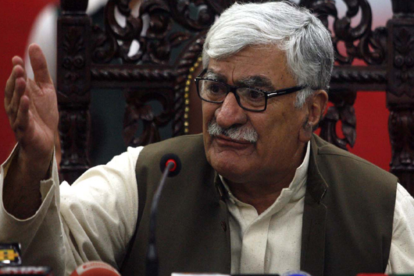 accountability of the anp Peshawar: central president of anp leader asfandyar wali khan friday strongly reprimanded chairman pti imran khan (ik) over double standards about corruption and accountability, saying the supreme court had declared his party's general secretary jahangir tareen as corrupt and dishonest addressing.