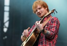 Ed Sheeran said that he will give up music once he starts a family