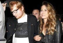 Ed Sheeran is engaged