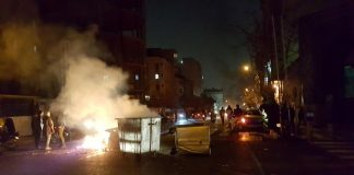 13 people killed in Iranian protests