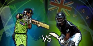 Pakistan lost 2nd ODI against New Zealand