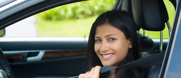 Female taxi drivers are getting popular in Islamabad