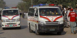 10 ambulances gifted to Motorway Highway: US Ambassador