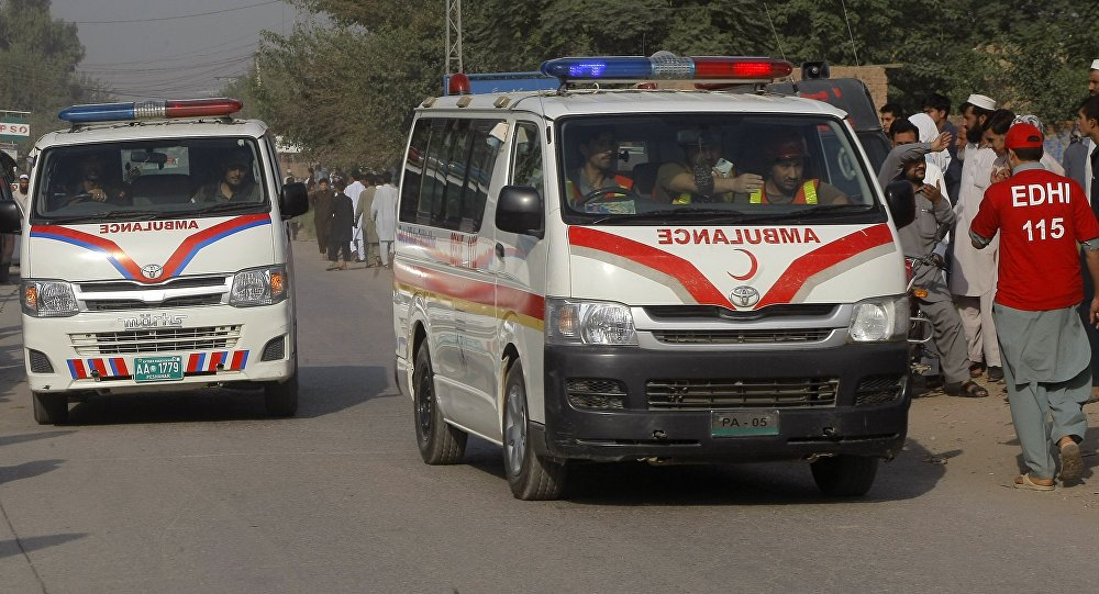 10 ambulances gifted to Motorway Highway: US Ambassador