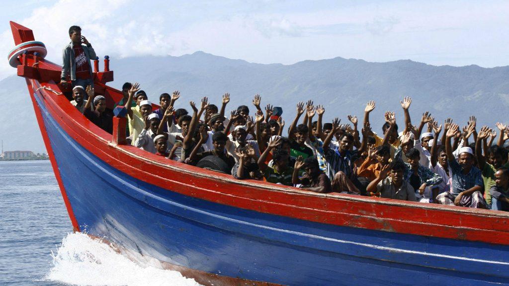 Dozens of refugees from Australia left for US