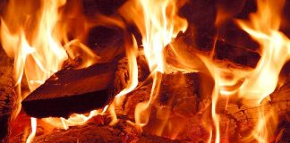 Wife burnt to Death