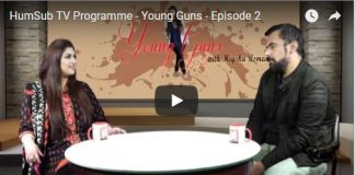 HumSubTV Programme Young Guns Episode 2