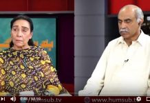 Humsub Ky Mehman With Nazia Ansari (Guests: Naheed Khan and Safdar Abbassi) on HumSub TV