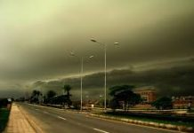 Rain Falls in Different Areas of The Country