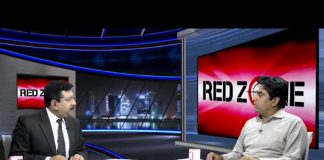 Red Zone Episode 4 (Guest: Ali Nawaz Awan) March 7 2018 HumSub TV