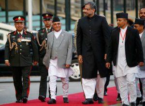 Prime Minister Abbasi Visit To Nepal