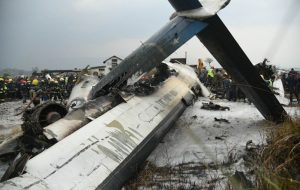 Tragic Airplane Crash