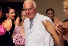 French Fashion Designer Hubert De Givenchy passes away