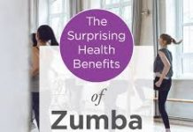 Top 5 benefits of Zumba