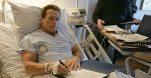 Schwarzenegger Recovery From Heart Surgery
