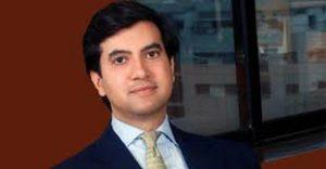 Ali Jehangir Siddiqui: Pakistan's Ambassador to USA