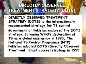Treatment of TB is Free By The Government of Pakistan