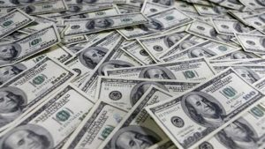 Trading of Dollar against Pakistan's Currency