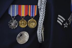 Highest Military Award Of US Armed Forces Given