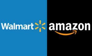 Walmart and Amazon Dispute