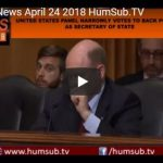English News April 24 2018 HumSub.TV