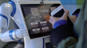 China Bank With Robots And Virtual Reality Rooms
