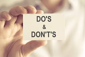 Top Do's And Don'ts Of Conference Calls!