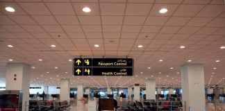 Inauguration of New International Airport Tomorrow