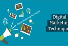 4 Digital Marketing Techniques!