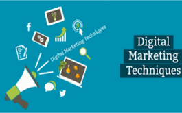 4 Digital Marketing Techniques!