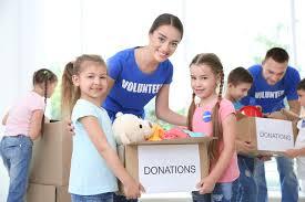 10 Gift Ideas When Donating To Children