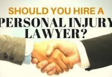 4 Reasons Why You Need To Hire An Injury Attorney