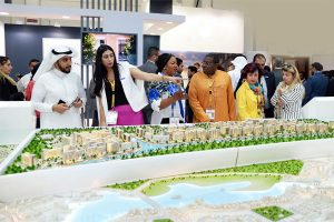 World Trade Center Dubai Hosted International Property Show