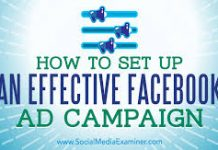 5 Awesome Tips To Create The Perfect Facebook Ad Campaign