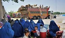 Pakistan get the credit for having hosted and cared for Afghan refugees for almost four decades.