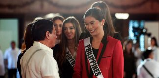 Will Philippines host the Miss Universe Pageant 2018