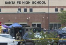 Shooting In Texas School Kills Ten People
