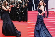 Artists Stunned With Their Attires In Cannes Film Festival